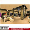Custom Shop Fitting, Clothes Store Display Fixtures for Shopping Mall
