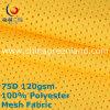Mesh 100%Polyester Knitted Fabric for Garment Shirt (GLLML390)