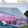 500 People Banquet Hall Party Tent Glass Wall Marquee Sale in Guangzhou