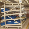 New Flow Through Rack for Stacking Warehouse Racks