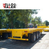 3 BPW 40FT Container Flatbed Semi Trailer