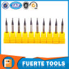 2 Flutes Solid Carbide Micro Dia Ball Nose End Mill