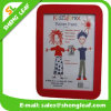 High Quality Promotional Gift Rubber Photo Frame (SLF-PF014)