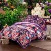 Luxury Classic European Style Print Cotton Linen Bedding Set