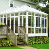 Aluminum Sunroom Flower House at Home and Abroad (FT-S)