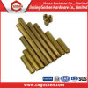 Copper Hex Long Nut DIN6334 Brass Hexagon Coupling Nuts