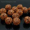 Rhinestone Ball Beads Shamballa Beads