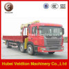 JAC 6X4 15 Ton Truck with Crane (Telescopic/Knukled Boom)