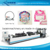 BOPP Pet PE Laminated Material Irregular Shape Juice Bag Drinking Pouch Making Machine