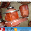 Zds 7.5kw/0.8kw Double Speed Conical Brake Electric Motor