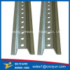 OEM C Shaped Steel Channel for Metal Shelf Brackets