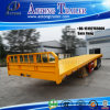 Three Axles 40 Feet Flat Bed Container Trailer for Sale
