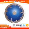 Granite Cutting Deep Wave Turbo Diamond Saw Blade