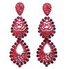 Fashion Earings Jewelry with Diamond Gold Earring Jewellery in Stocks