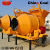 Jh35y Portable Electric Concrete Mortar Pump Mixer