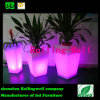 LED Planter / LED Light up Flower Pot / Illuminated Planter for Garden Hotel Party