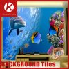 Ocean World Decoration Building Material Background Nano Crystal Ceramic Wall Tiles