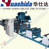PE Cross-Linked Thermo Contractile Tape Making Machine