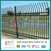 Galvanized Steel Picket Fence Panels/Powder Coated Security Picket Fence