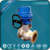 Floating Ball Valve with Electric Actuation