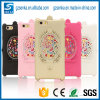 China Factory Tridimensional Cosmetic Mirror Phone Case Cover for iPhone 7/7plus with Bling Bling Rhinestone