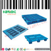 4 Way Euro Plastic Pallet with Nine Feet