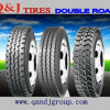 Size 1200r24 Double Road Brand Radial TBR Tyre
