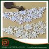 100% Cotton Crochet Collar Lace for Ladies Dresses