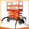 Warehouse Goods Elevator Scissor Lift