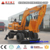 China 8 Ton 0.3 Cbm Bucket Wheel Excavator Xn80-9 for Sale