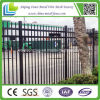 Beautiful Stronger Black Tubular Galvanized Steel Fence