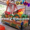 Trailer Pirate Ship amusement park ride Amusement Equipment