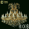 Newest Modern Design Beautiful Luxury Crystal Chandelier Lamp (AQ50003-20+10+1)