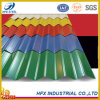 Ibr Color Corrugated Steel Sheet/ Zinc Roofing Sheet 750mm/26 Gague Trapezodial Roofing Sheet