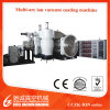 Titanium Plasma PVD Vacuum Plating Machine, Titanium Nitride Ion Plasma Metallizing Coating System/Equipment