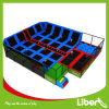 Liben Commerical Indoor Trampoline with Dodgeball and Foam Pit