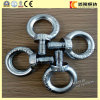 M6-M64 Carbon Steel Forged Dalvanized DIN580 Liting Eye Bolt