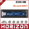 Car Audio CD 18 Player for Cars, Auto Antenna Aux in and out, Car CD Player
