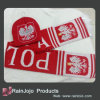 2014 Football Scarf Acrylic Scarf and Beanie Set