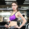 Factory Wholesale Front Zipper Adjustable Sports Yoga Bra
