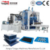2015 New Fully Automatic Fly Ash Brick Making Machine