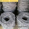 Galvanized Wire Fence Building Barbed Wire Fence Pictures