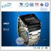 Factory Stainless Steel Waterproof GSM Watch Mobile Cell Phone W818