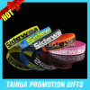 Most Popular Silicone Bracelets Wristbands with Ink Filled (TH-08976)