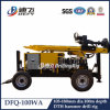 Trailer Type Small DTH Hammer Drill Rig