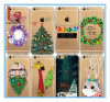 Christmas Decoration Gift Wholesale Custom iPhone6s iPhone6 Thin TPU Coloured Drawing iPhone7 Plus Phone Case