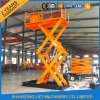 Hydraulic Lift Platform Lift Crane with Ce