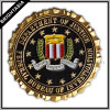 Federal Bureau Metal Pin Badge for Gift (BYH-10326)