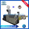 Double Stage Plastic PP PE Flakes Recycling Granulator