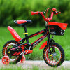 Steel Frame Rubber Tire 12 14 16 18 Children Bicycle